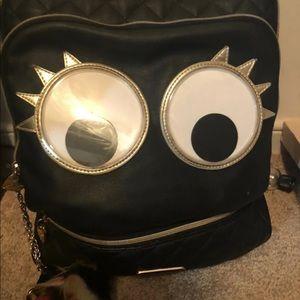 Betsey Johnson designer backpack